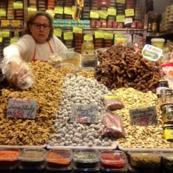 The dry fruit lady