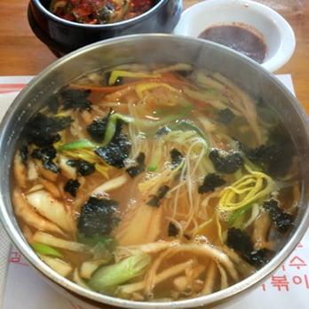 Hangari Kalgooksu 161 Photos Korean Restaurants Garden Grove Ca United States Reviews