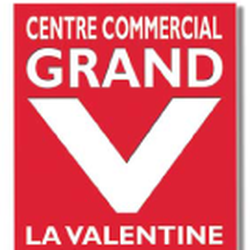 centre commercial grand v la valentine shopping centres saint marcel marseille france. Black Bedroom Furniture Sets. Home Design Ideas