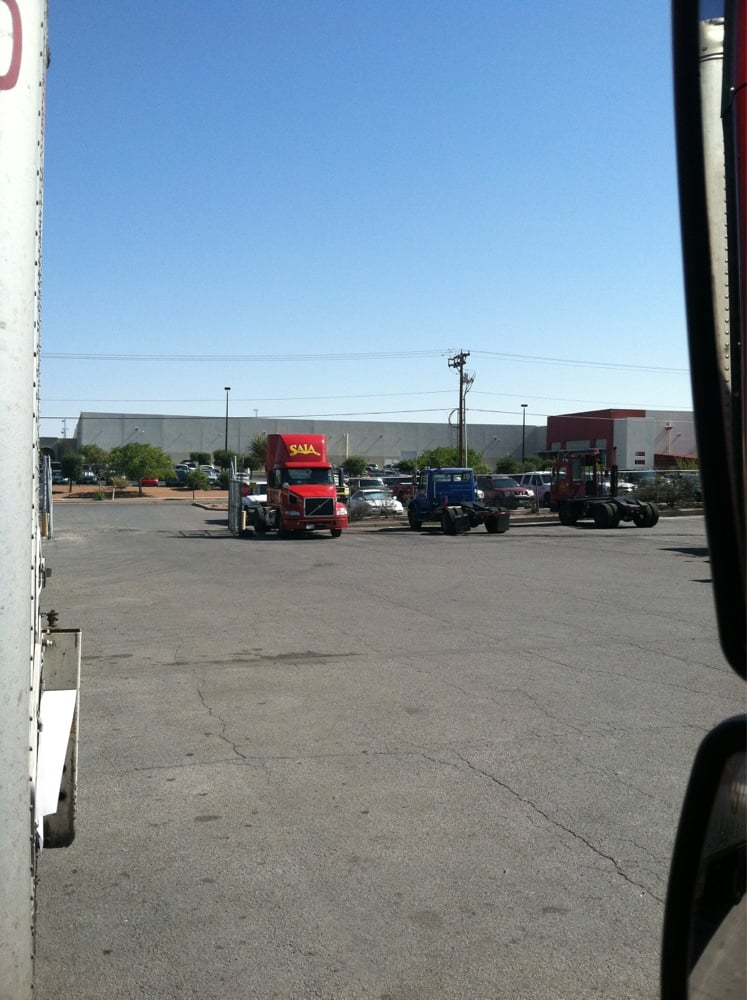 Saia motor freight el paso tx united states photos for Saia motor freight phone number