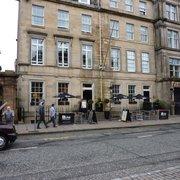 Le Monde, Edinburgh