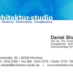 Architekturbüro Shalabi, Hausham, Bayern