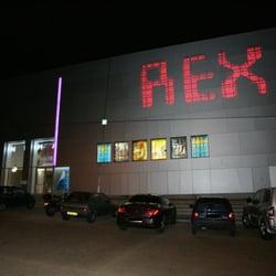 Cinema Le Rex - Châtenay Malabry, Hauts-de-Seine, France. Cinéma Le Rex
