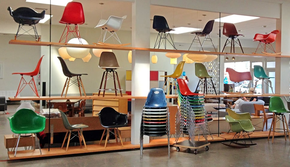 Modernica Showroom 13 Photos Antiques Fairfax Los Angeles CA Revie