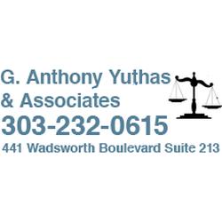 G Anthony Yuthas G  Anthony Yuthas  amp Associates