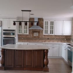 Kitchen cabinets express 66 photos contractors buena for Kitchen cabinets express