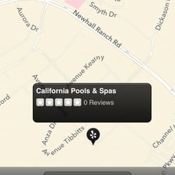 California Pools & Spas logo