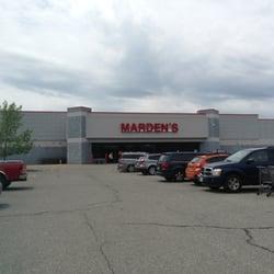 Marden's - Ellsworth, ME, États-Unis