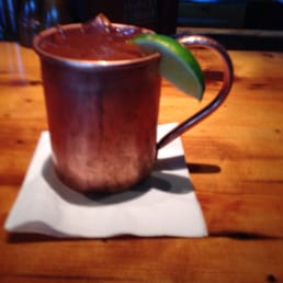 Allred's Restaurant - Telluride, CO, États-Unis. Moscow Mule