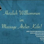Massage Atelier Köln, Cologne, Nordrhein-Westfalen, Germany