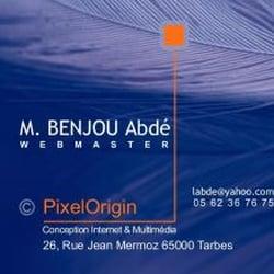 Pixelorigin - Tarbes - Benjou Abdelouhab, Tarbes, Hautes-Pyrénées
