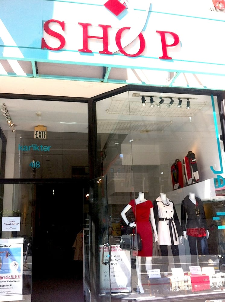Women's clothing stores san francisco