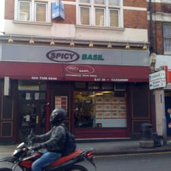 Spicy Basil, London, UK