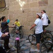 Santiago Church in Malaga, guided city…