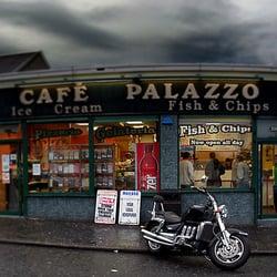 Palazzo Cafe, Ardrossan, North Ayrshire