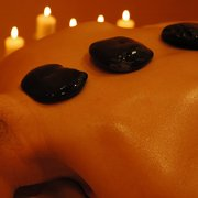 Hot- Stone- Massage