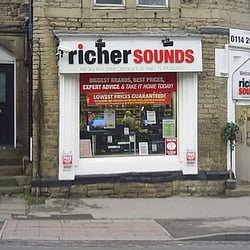 Richer Sounds, Sheffield, South Yorkshire