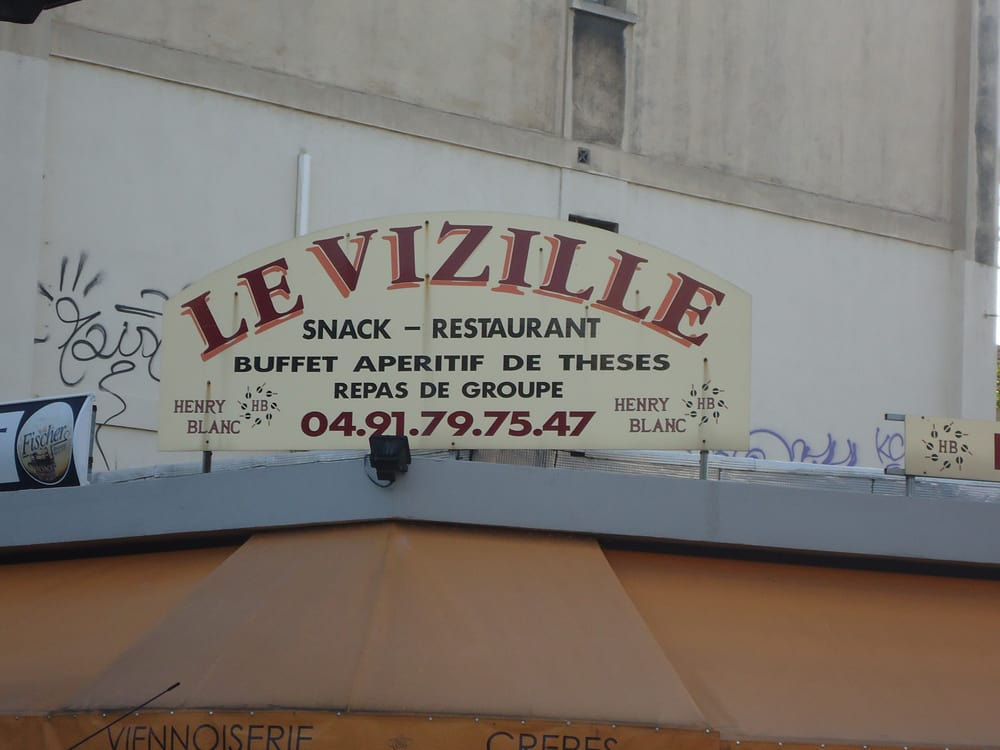 Le vizille fast food baille marseille frankreich for Restaurant a vizille