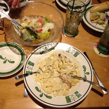 Olive Garden Italian Restaurant Katy Tx Yelp