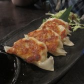 Hi Sushi - Gyoza (these make Marc happy) - London, United Kingdom