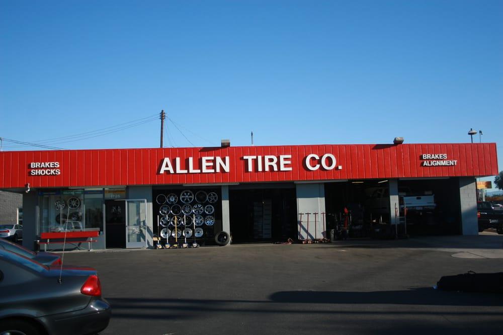 allen tire company tires costa mesa ca reviews  yelp