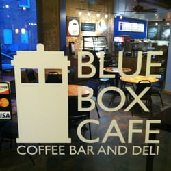 Blue Box Cafe Elgin Il Hours