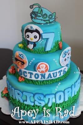 Octonauts Cake Yelp