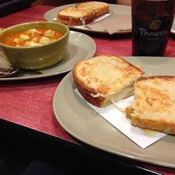 panera fontina grilled cheese