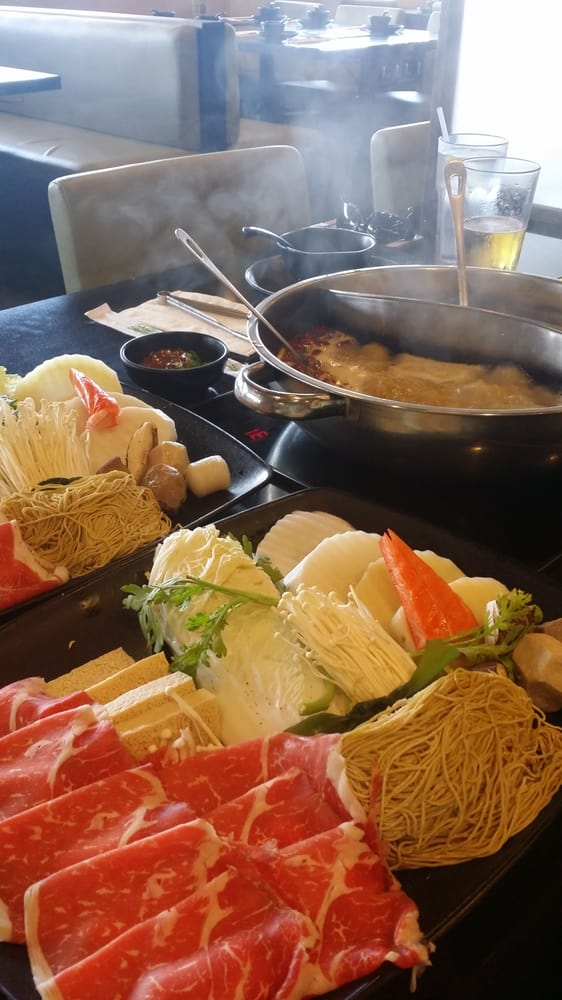 how to eat mongolian hot pot