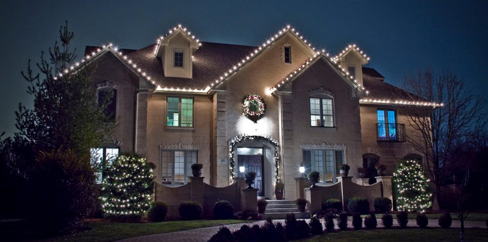 Christmas Lights Raleigh Installation - Lighting Fixtures & Equipment ...