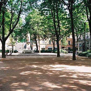 Place Sathonay - Lyon, France