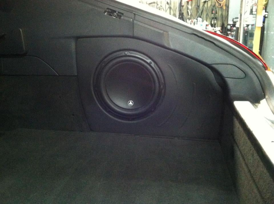 1918 Rear Drum Brake Photos Questions besides Ferrari California 2 moreover Al And Eds Auto Sound Huntington Beach further Chevrolet Suburban as well Repeat Porsche Cayman Client Safety Audio Upgrades. on custom car stereo tint reviews