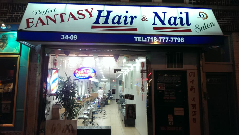 for 24 nail salon nyc