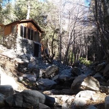 ice house canyon trail mount baldy ca united states