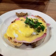 Eggs florentine @teacupandcakes