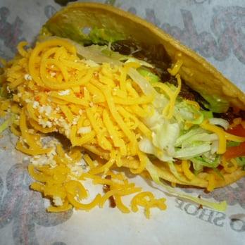 Taco Shop - North Las Vegas, NV, United States. Shredded Beef Taco ...