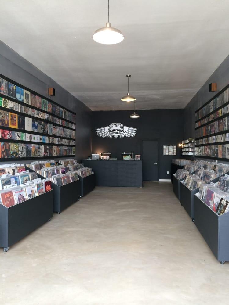 Permanent Records Vinyl Records Highland Park Los