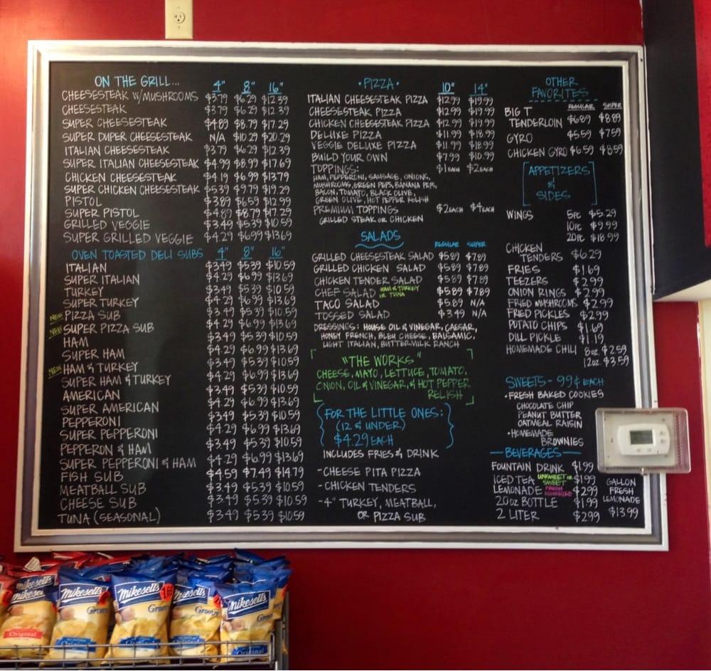 Submarine House Sandwiches Dayton Oh Reviews
