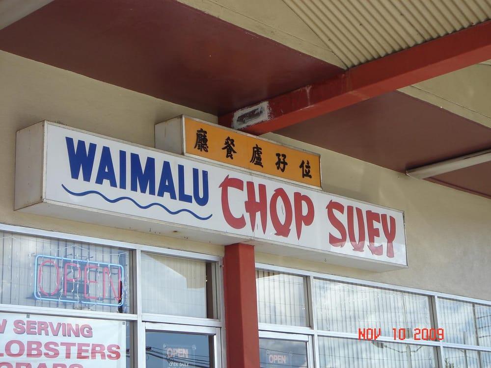 Waimalu Chop Suey Waimalu Chop Suey Aiea hi