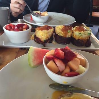 Fig Tree Cafe Breakfast Sushi