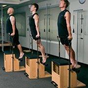 Body Works Pilates - Tucson, AZ, États-Unis. Chair COREtet