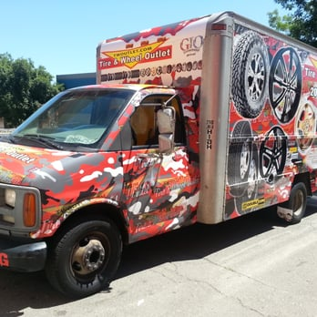 Tire and wheel outlet tires stockton ca yelp for Michaels crafts stockton ca