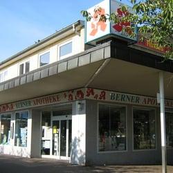Die Berner Apotheke am U-Bahnhof Berne