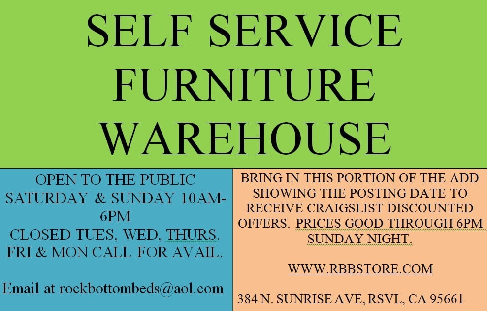 Rock Bottom Beds 54 Photos Furniture Shops Roseville Ca United States Reviews Yelp