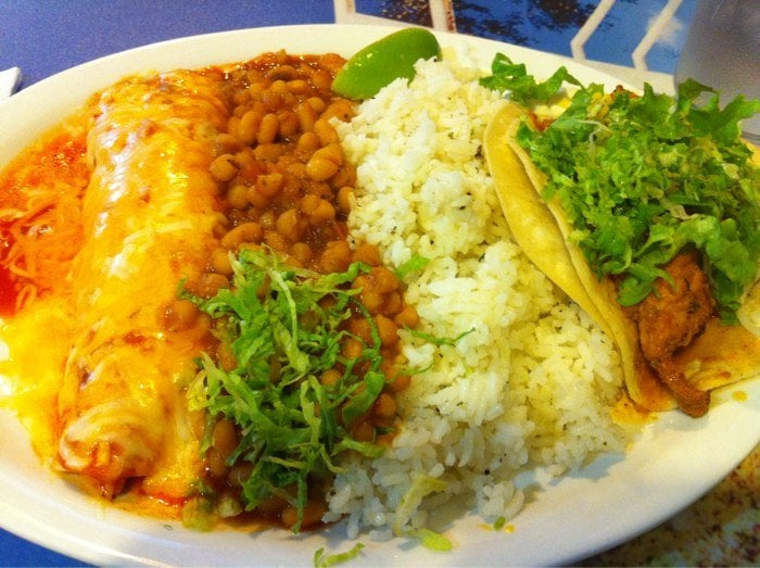 Wahoo s fish tacos 49 photos mexican carthay los for Fish taco menu
