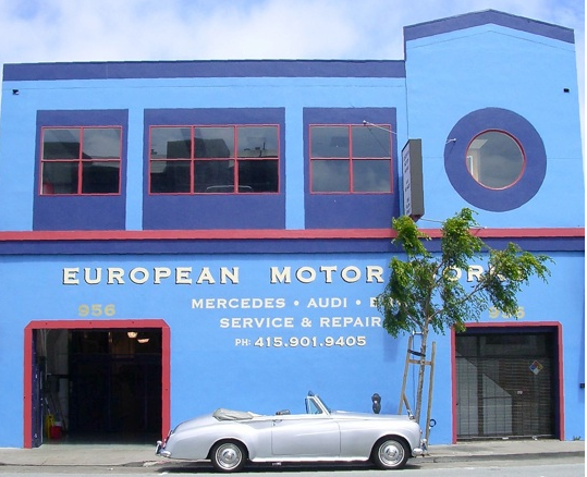European Motor Works 19 Foton Bilmekaniker