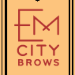 Emerald City Eyebrows logo