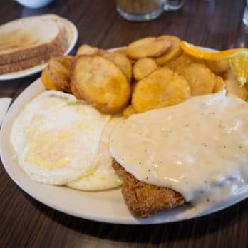 Best Chicken Fried Steak In Long Beach