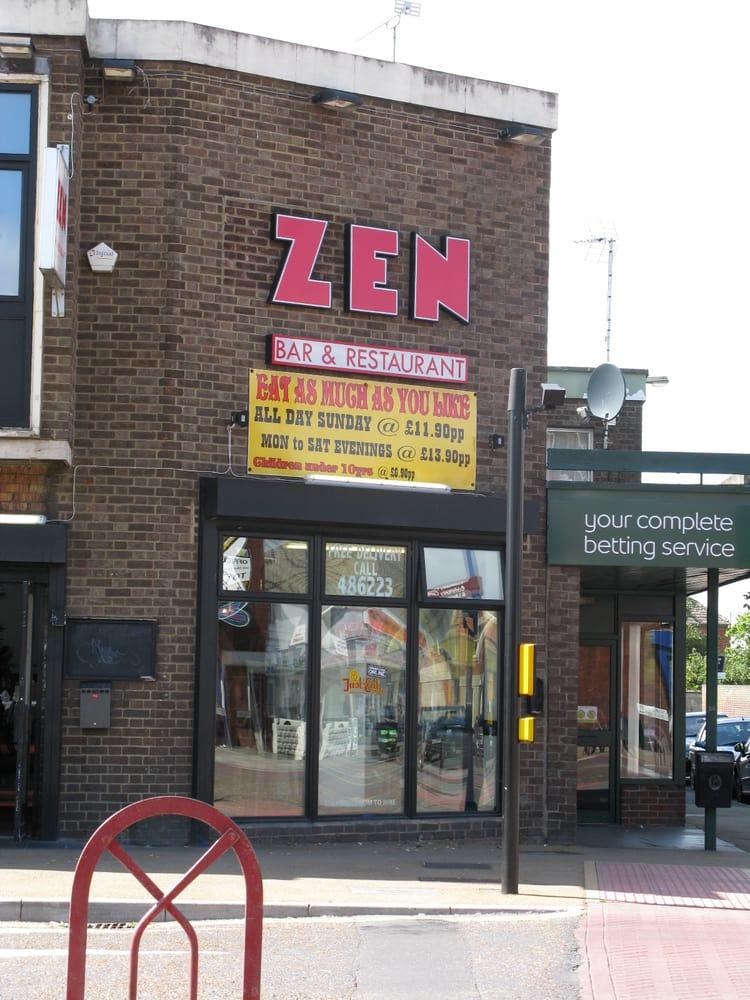 Zen Bar and Restaurant - Social Clubs - Yelp