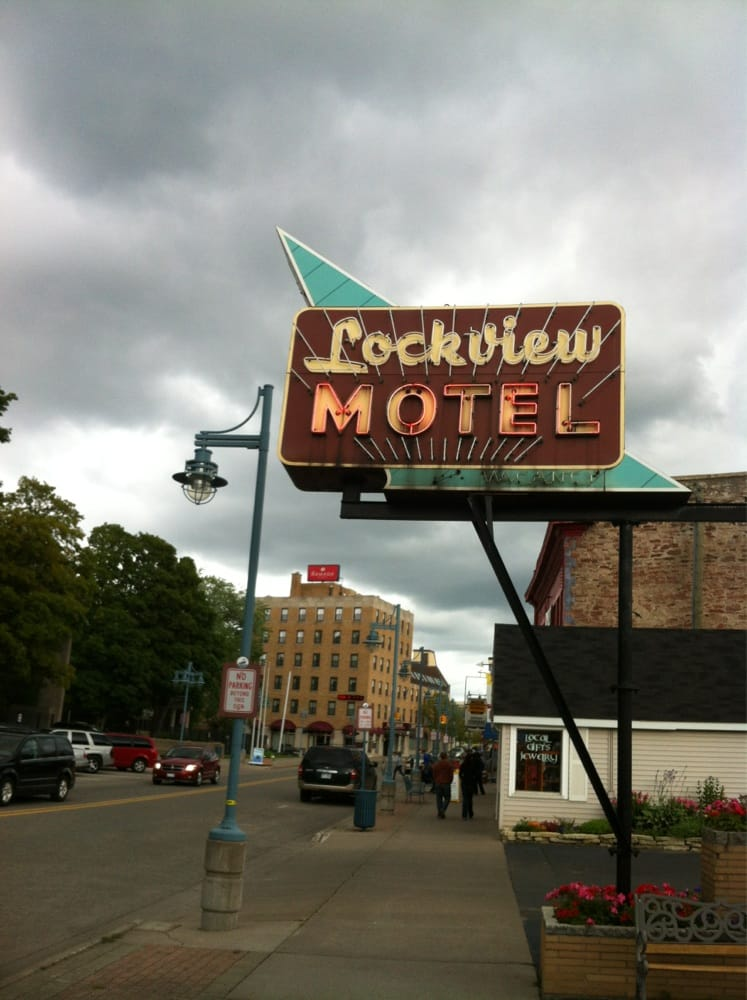 Sault Sainte Marie United States  City new picture : Lockview Motel Hotels Sault Ste. Marie, MI Reviews Photos ...